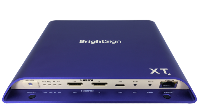 BrightSign XT1144 Expanded I/O Player