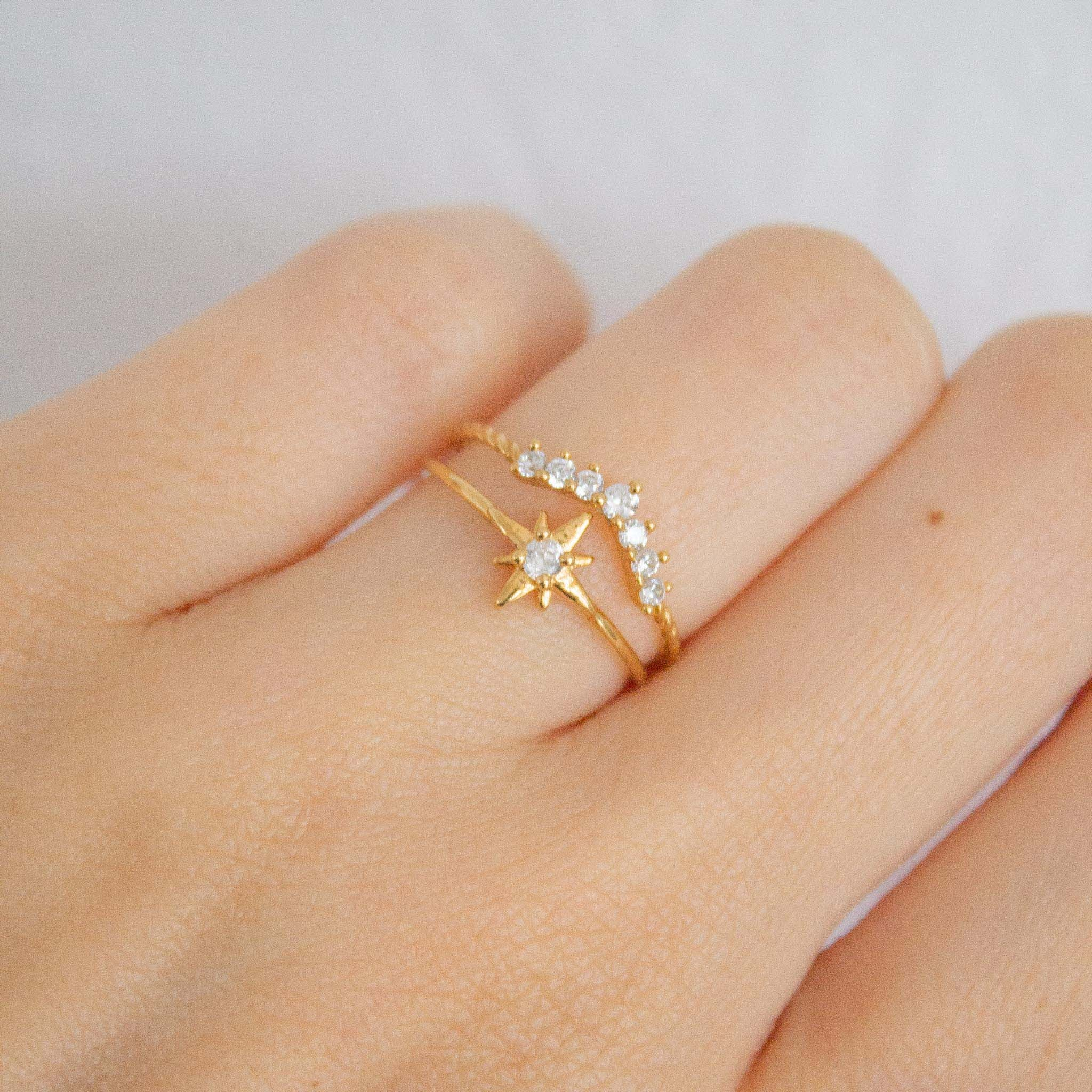 Ring stacking ideas