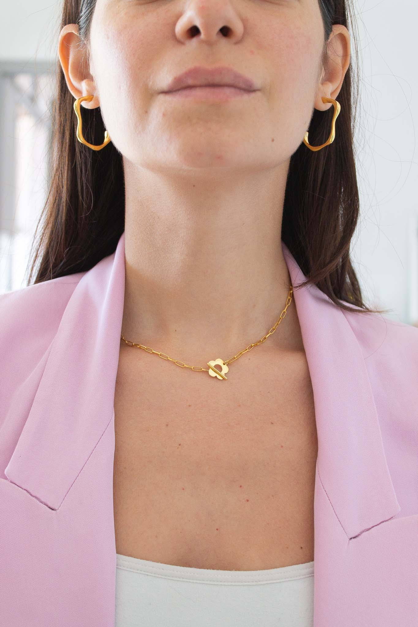 How to style your necklace