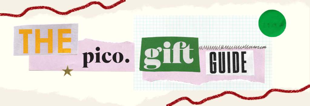 The pico. Gift Guide for 2020 is here!