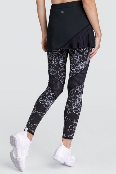 Tail Aviana Reversible Leggings - Etched Floral