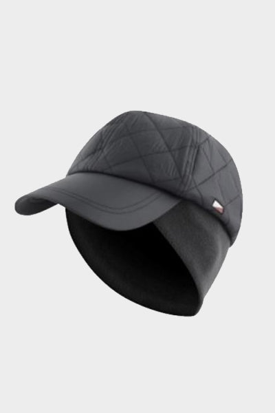 JRB Fleece Lined Hat - Black