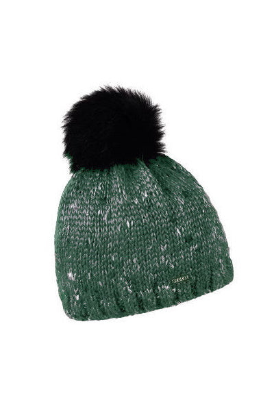 Sabbot Cilka bobble hat - Coffee