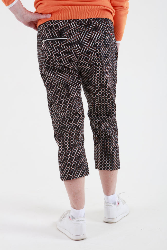 JRB Capri - Black check