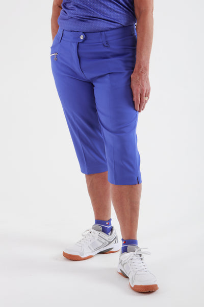 JRB City shorts - Blue Iris