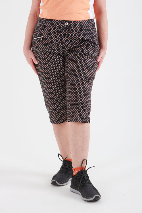 JRB City shorts - Black check