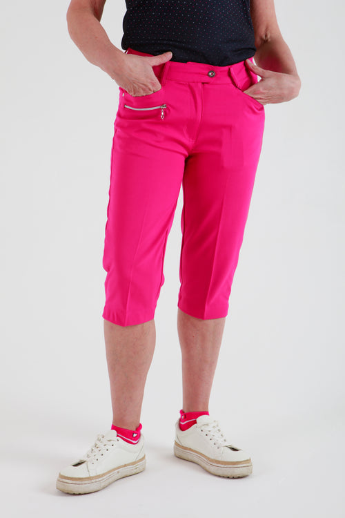 JRB City shorts - Fuchsia