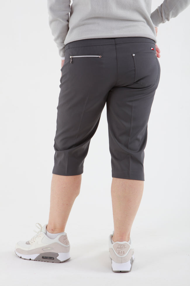JRB City shorts - Gun metal grey
