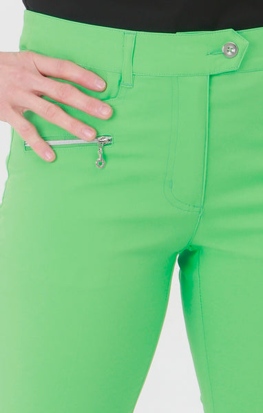 Golfing ladies, we know you're going to love these ladies golf shorts. If you are looking for golf clothes for women then look at these fashionable, stylish green ladies golf shorts. Matched with the JRB Ladies Golf shirts in various stunning designs and you will look amazing when out playing your Daily Sports.
