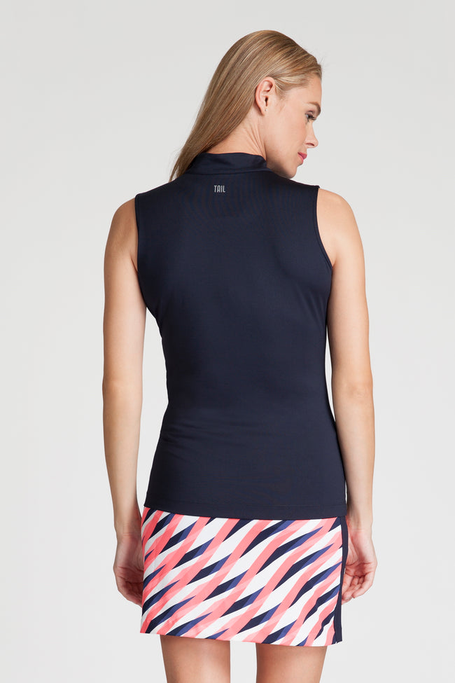 Tail Hamilton top - Night (dark navy)