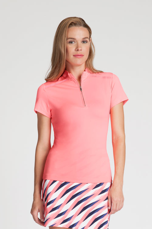 Tail Zoe top - Rosette
