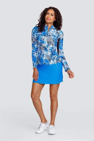 Tail Shalia long sleeved top - Pacific Sago