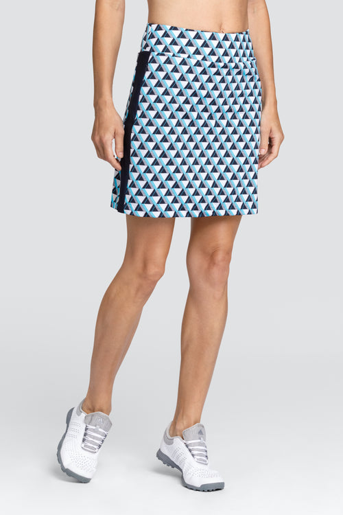 Tail Mila skort - Dimension print