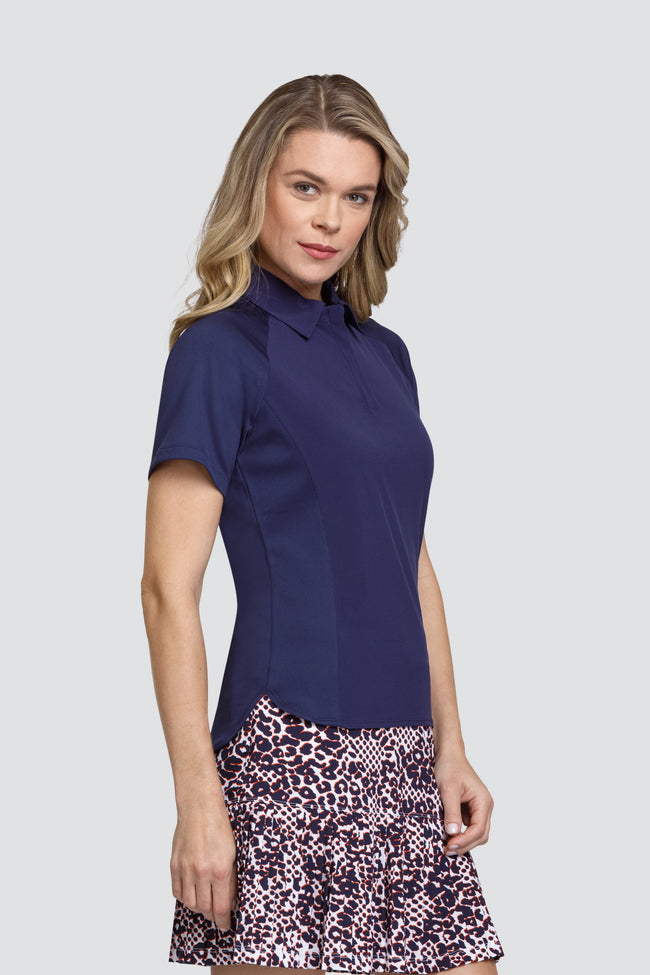 Tail Lilly top - Navy