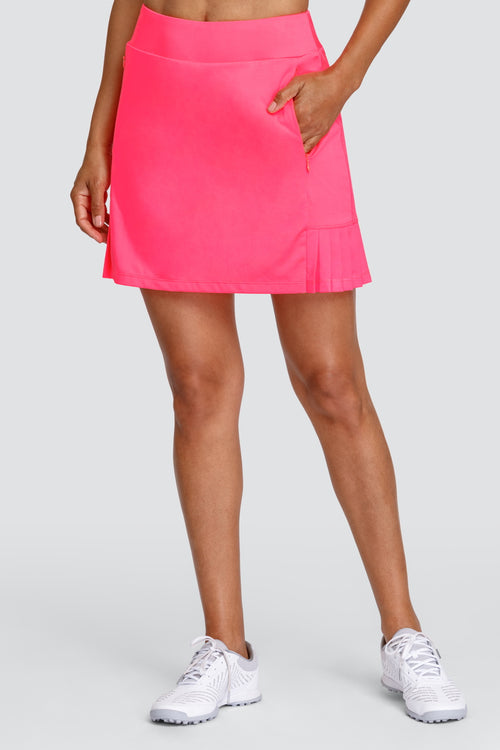Tail Estille skort - Warm Peach