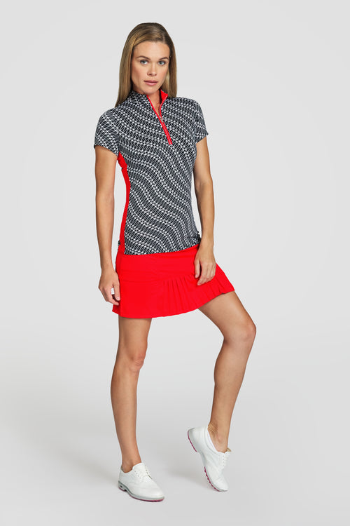Tail Neve Ladies Golf Top - Links