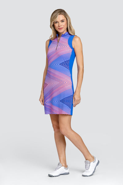 Tail Aniyah dress - Zig zag