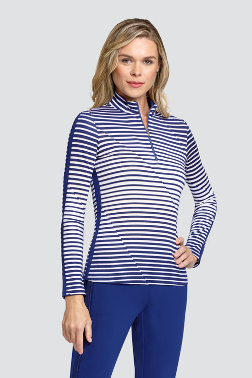Tail Sharon top - Interstripe