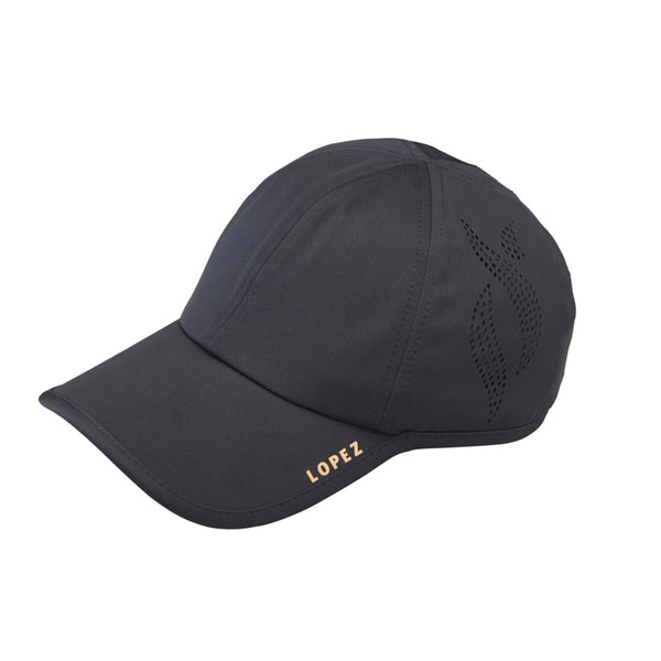 Nancy Lopez Global Hat - Black