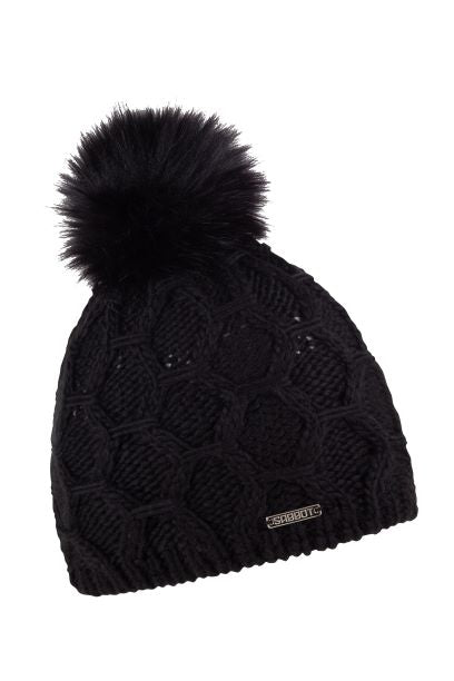 Sabbot Monika bobble hat - Black