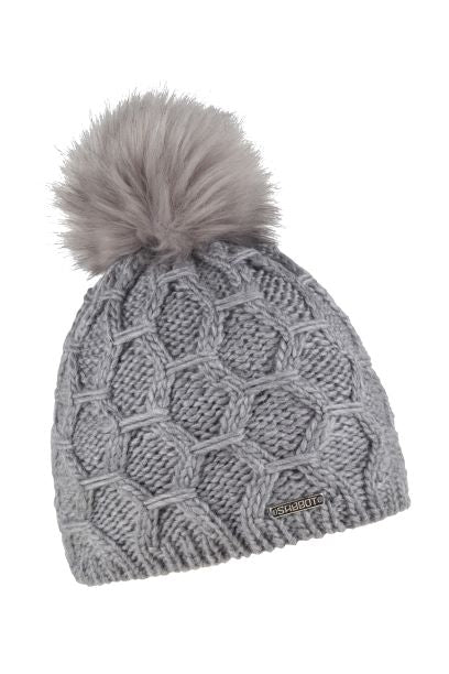 Sabbot Monika bobble hat - Light grey