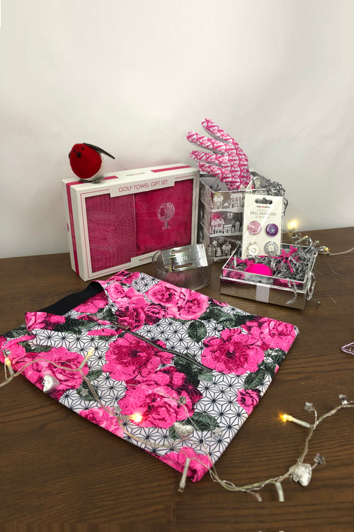 £60 Golfing Gift Set - Pinks (Tail Activewear)