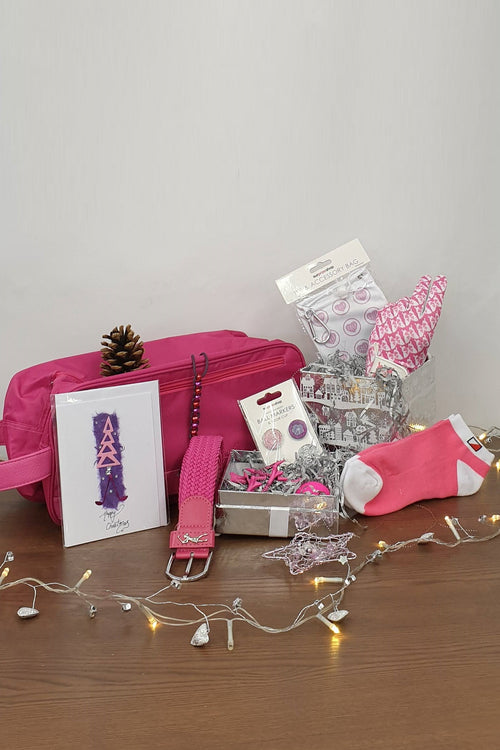 £40 Golfing Gift Set - Pinks