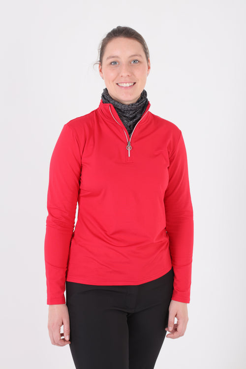 Ladies Winter golf outfits are what we do.  Keep warm in your ladies golf top paired with some golf trousers and a matching warm golf gilet.  We are great at helping you coordinate your ladies golf outfit and keeping you warm playing your daily sport with your golfing ladies.