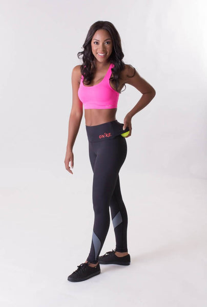 On're CourtViper Series One: Stealth Legging