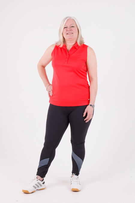On're CourtViper Series One: Optical Rhythm Legging
