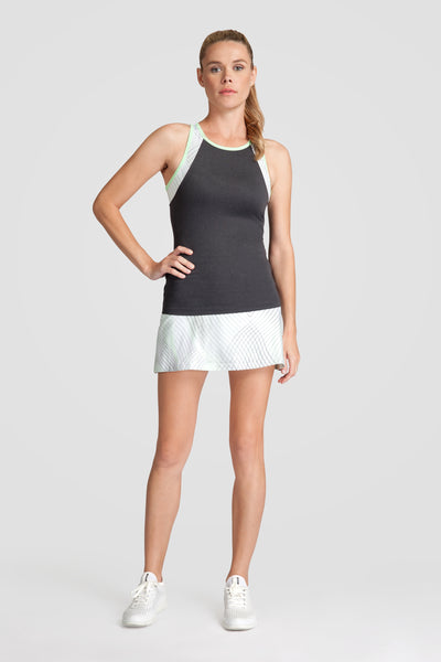 Tail Antonella Tank - Heather Grey