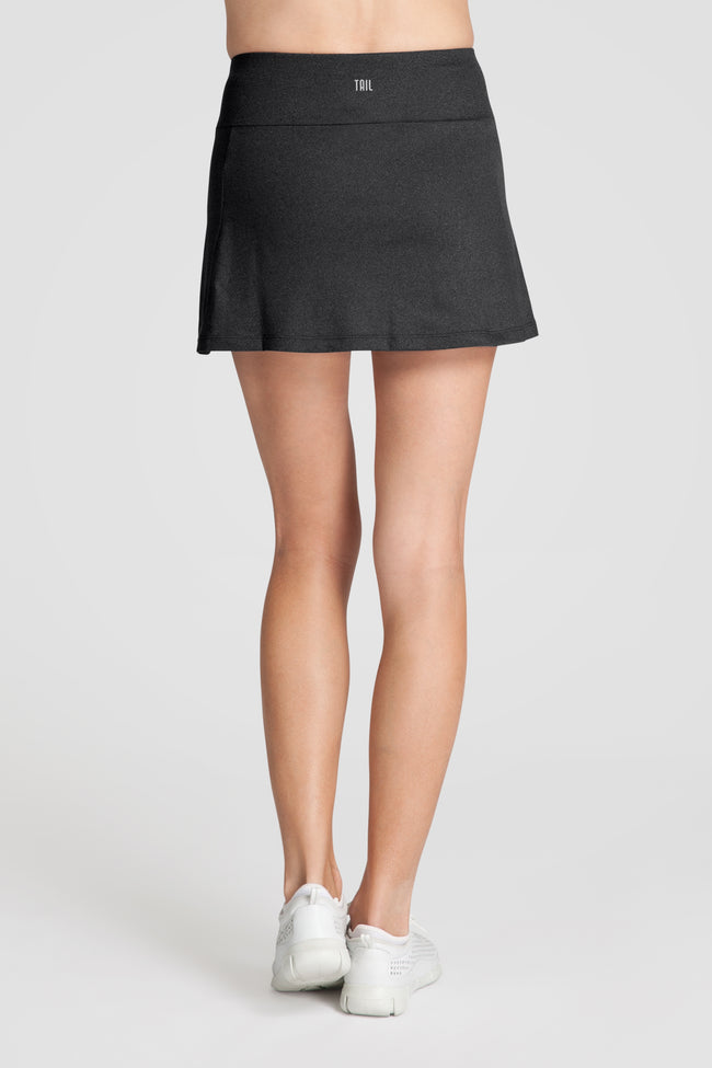 Tail Una skort - Black Heather