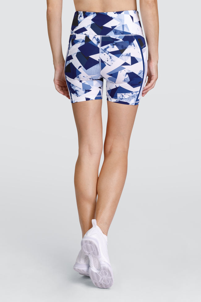 Tail Desi Shorts - Crystal Marble