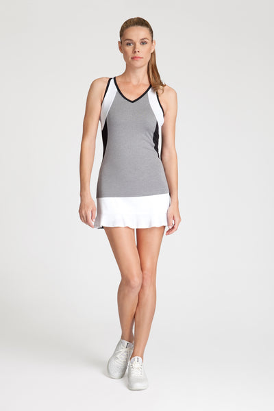 Tail Judy Tank - Frosted Heather