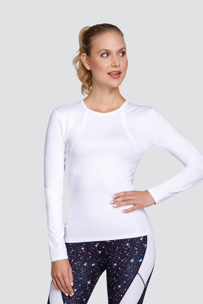 Tail Luna top - White
