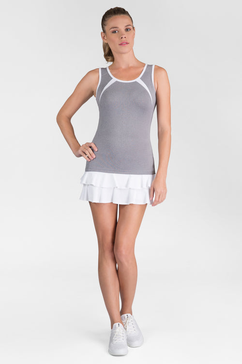 Tail Logana Tank - Frosted Heather