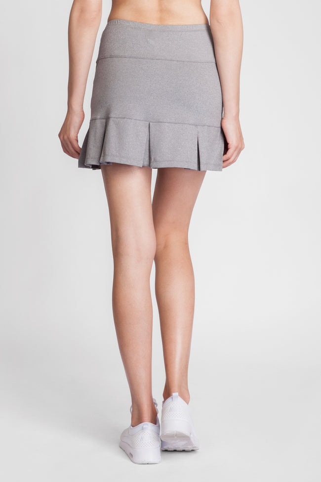 Tail Doral Skort - Frosted Heather
