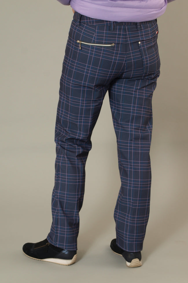 JRB Windstopper Trousers - Graphite Check