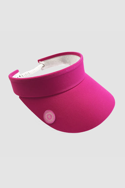 Plain wired visor - Pink