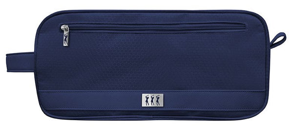 Shoe bag - Honeycomb - navy
