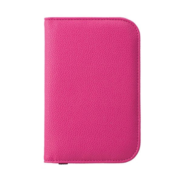 Scorecard holder and sock gift set - pink