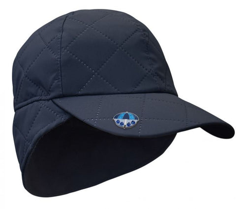 Waterproof rain cap - Navy