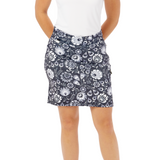Nancy Lopez Club skort - Beauty Black Multi