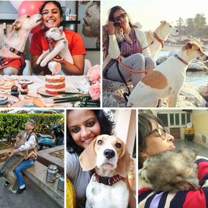 Celebrating Mother's Day With These Dog Supermoms Who Set The Bar Extremely High