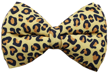 Leopard Print - Adjustable Dog Bowtie