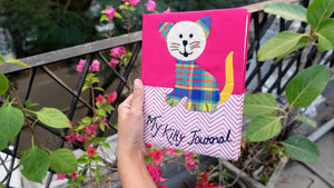 Paws-n-Write - My Kitty Journal