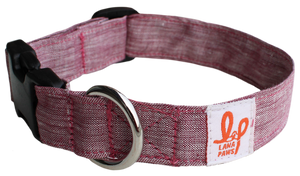 Lana Paws hemp dog collars online