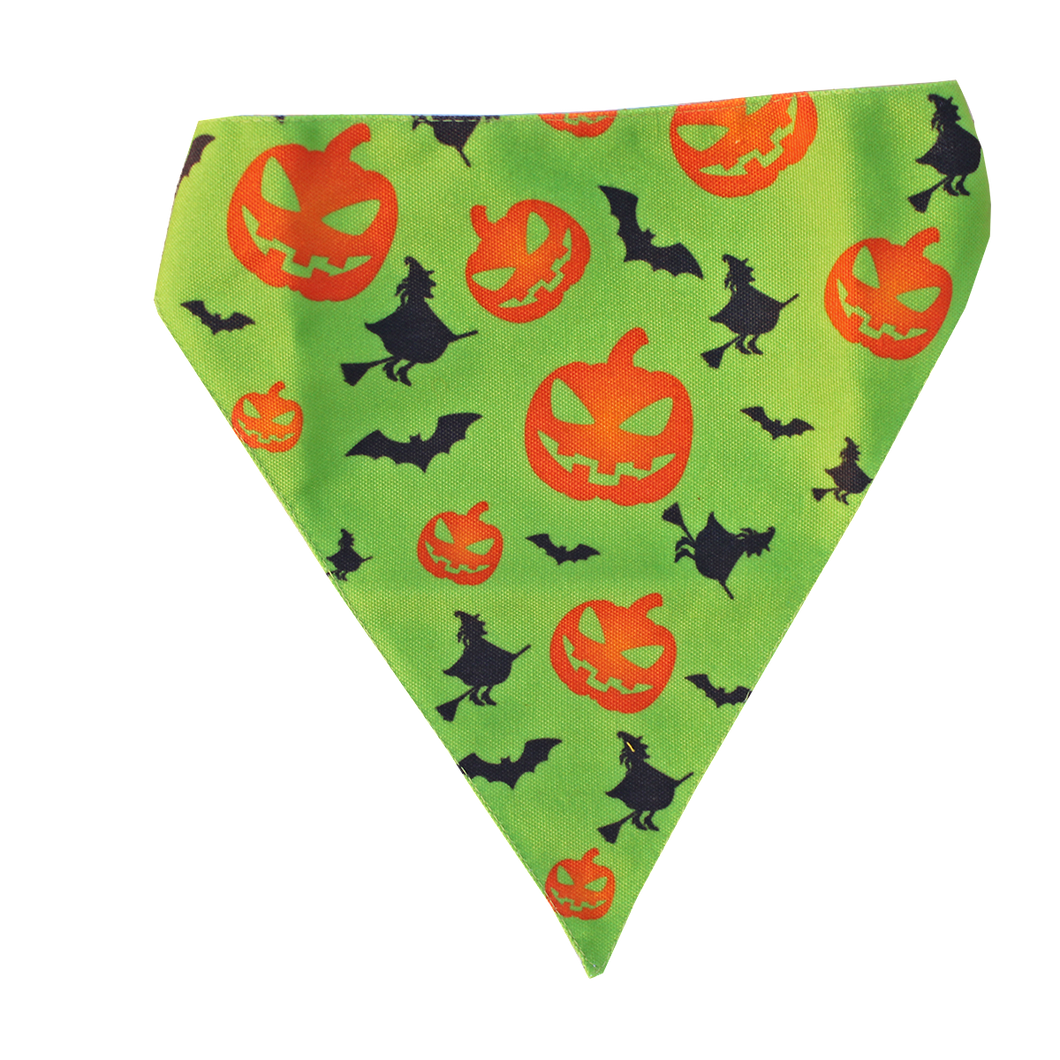 Smashing Pumpkins! - Adjustable Dog Bandana
