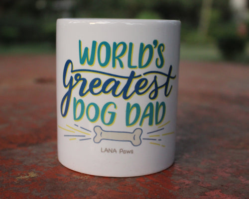Dog Dad - Tea/Coffee Mug