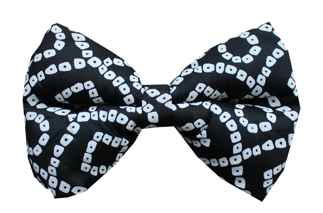 Lana Paws Cotton Dog Bow tie